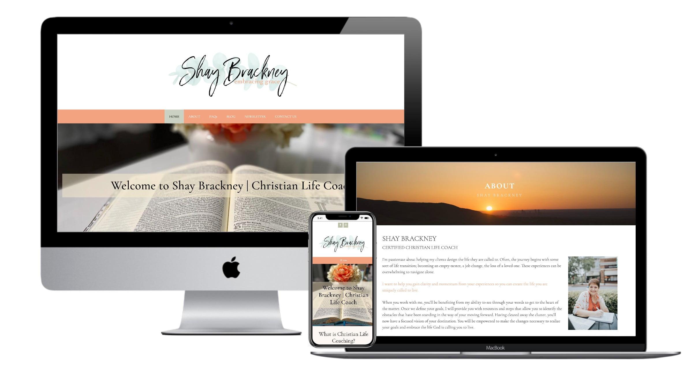 shay website